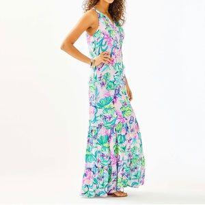 Lilly Pulitzer Dresses - Lilly Pulitzer Luliana Maxi Dress